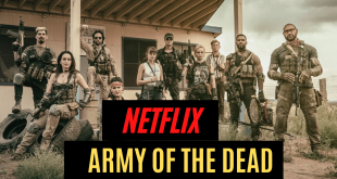 Army Of The Dead 2021 Movie